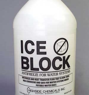 ICE BLOCK GALLON
