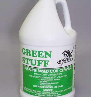 COIL TAMER - GREEN STUFF (ALK) Gal