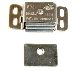 CATCH, MAGNETIC (STEEL)