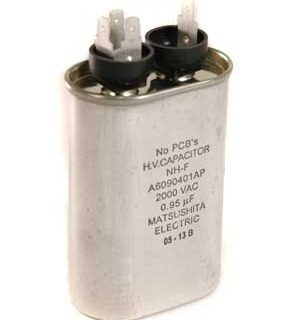 CAPACITOR, HIGH VOLTAGE