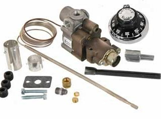 """100-450F THERMOSTAT W/ DIAL, 48"""" CAPILLARY"""