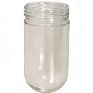 GLOBE,GLASS (SHTRPRF, 100W)